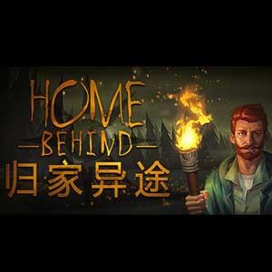 HomeBehind