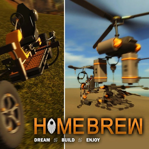 Acheter Homebrew Vehicle Sandbox Clé Cd Comparateur Prix