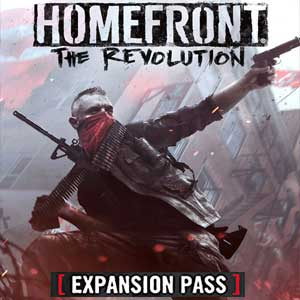 Acheter Homefront The Revolution Expansion Pass Clé Cd Comparateur Prix