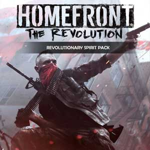 Homefront The Revolution Revolutionary Spirit Pack