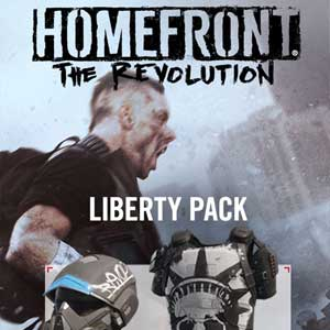 Acheter Homefront The Revolution The Liberty Pack Clé Cd Comparateur Prix