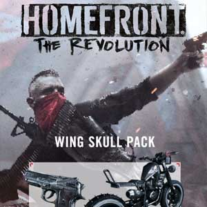 Acheter Homefront The Revolution The Wing Skull Pack Clé Cd Comparateur Prix