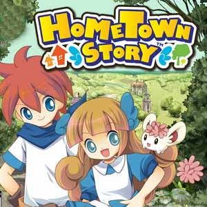 Acheter Hometown Story The Family of Harvest Moon Nintendo 3DS Download Code Comparateur Prix