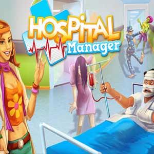 Acheter Hospital Manager Clé Cd Comparateur Prix