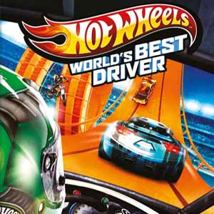 Acheter Hot Wheels Worlds Best Driver Xbox 360 Code Comparateur Prix
