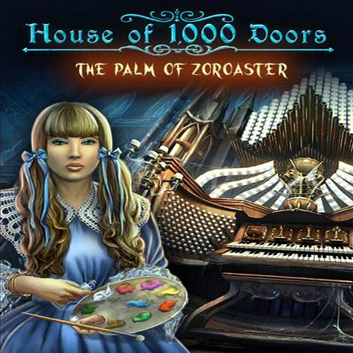 Acheter House of 1000 Doors The Palm of Zoroaster Clé Cd Comparateur Prix