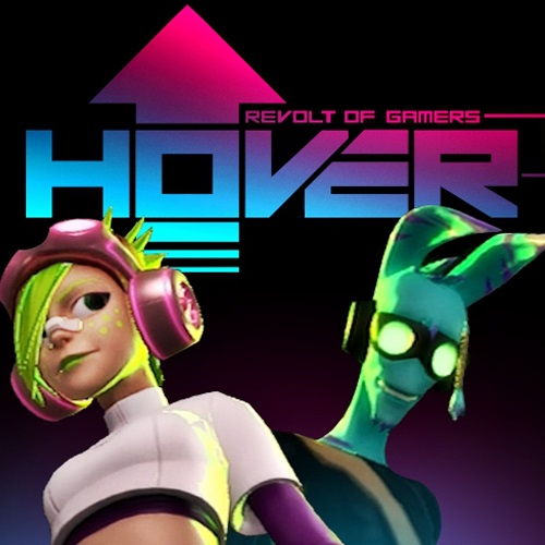 Acheter Hover Revolt Of Gamers Clé Cd Comparateur Prix