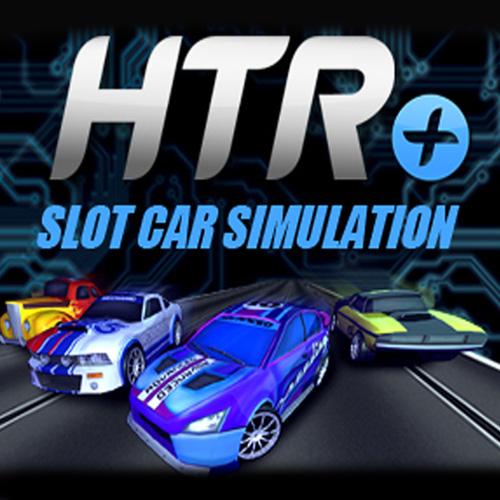 Acheter HTR+ Slot Car Simulation Clé Cd Comparateur Prix