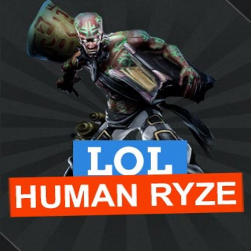 Acheter Human Ryze League Of Legends Skin Code EUNE Gamecard Code Comparateur Prix