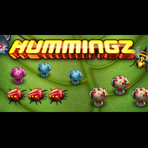 Hummingz Retro Arcade action revised