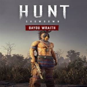 Hunt Showdown Bayou Wraith