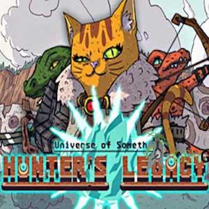 Acheter Hunters Legacy Clé Cd Comparateur Prix