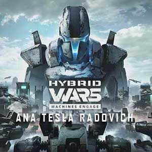 Acheter Hybrid Wars Yana Tesla Radovich Clé Cd Comparateur Prix
