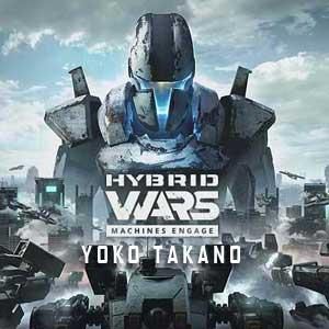 Acheter Hybrid Wars Yoko Takano Clé Cd Comparateur Prix