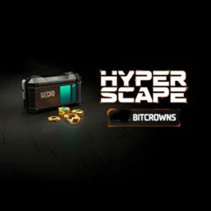 Acheter Hyper Scape Bitcrowns Xbox One Comparateur Prix