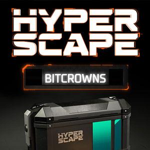 Acheter Hyper Scape Bitcrowns Clé CD Comparateur Prix
