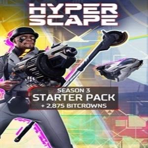 Hyper Scape Season 3 Starter Pack