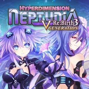Hyperdimension Neptunia ReBirth3 V Generation