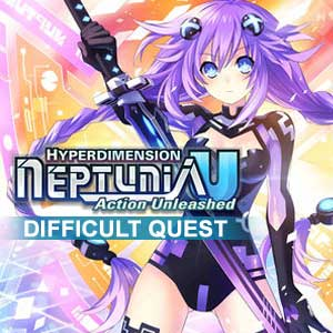 Acheter Hyperdimension Neptunia U Difficult Quest Clé Cd Comparateur Prix