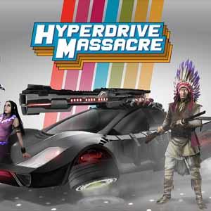 Acheter Hyperdrive Massacre Clé Cd Comparateur Prix