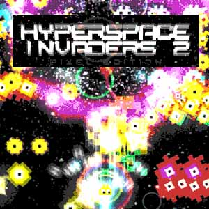 Hyperspace Invaders 2 Pixel Edition