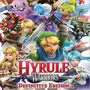 Acheter Hyrule Warriors Definitive Edition Nintendo Switch comparateur prix
