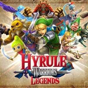 Acheter Hyrule Warriors Legends Nintendo 3DS Download Code Comparateur Prix