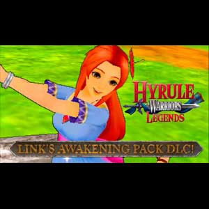 Acheter Hyrule Warriors Legends Links Awakening 3DS Download Code Comparateur Prix