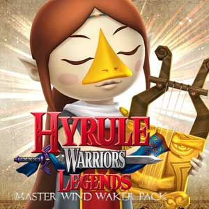 Hyrule Warriors Legends Master Wind Waker Pack