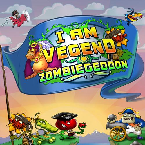 Acheter I Am Vegend Zombiegeddon Cle Cd Comparateur Prix