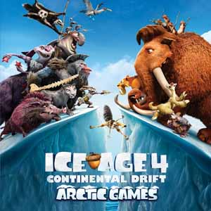 Telecharger Ice Age Continental Drift Arctic Games PS3 code Comparateur Prix