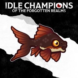 Idle Champions Xanathars Goldfish Familiar Pack