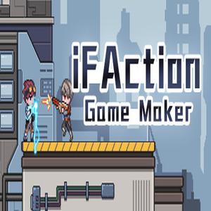 Acheter iFAction Game Maker Clé CD Comparateur Prix