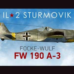 IL-2 Sturmovik Fw 190 A-3 Collector Plane