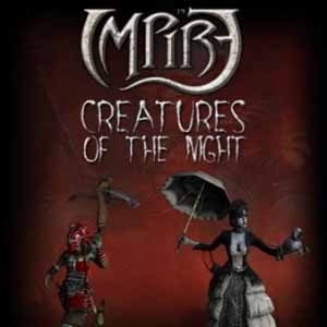 Acheter Impire Creatures of the Night Clé Cd Comparateur Prix