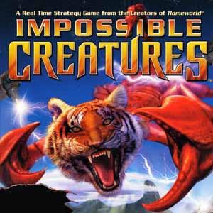 Acheter Impossible Creatures Clé Cd Comparateur Prix