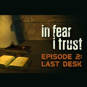 Acheter In Fear I Trust Episode 2 Last Desk Clé Cd Comparateur Prix