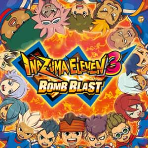 Acheter Inazuma Eleven 3 Bomb Blast Nintendo 3DS Download Code Comparateur Prix