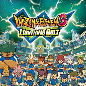 Acheter Inazuma Eleven 3 Lightning Bolt Nintendo 3DS Download Code Comparateur Prix