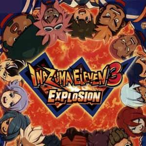 Acheter Inazuma Eleven 3 Explosion Nintendo 3DS Download Code Comparateur Prix