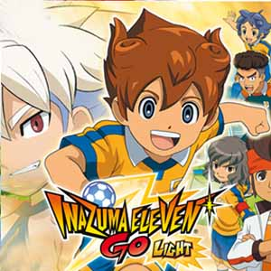 Acheter Inazuma Eleven GO Light Nintendo 3DS Download Code Comparateur Prix