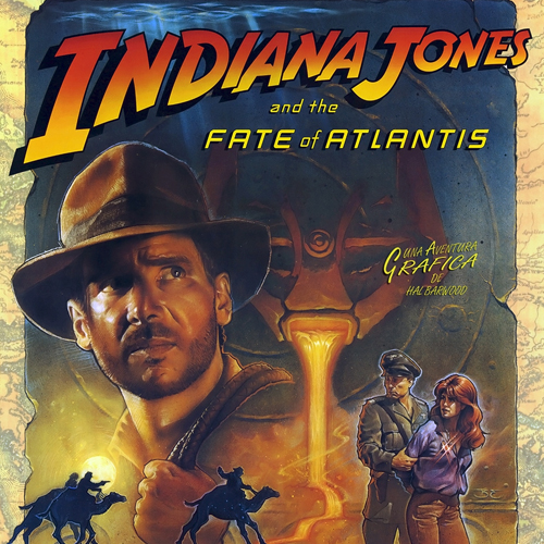 Acheter Indiana Jones And the Fate of Atlantis Clé Cd Comparateur Prix