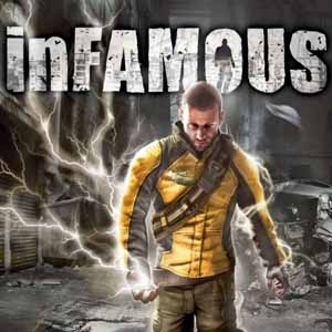Telecharger inFamous PS3 code Comparateur Prix