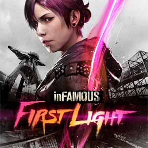 Telecharger Infamous First Light PS4 code Comparateur Prix