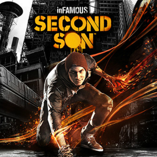 Telecharger InFamous Second Son PS4 code Comparateur Prix