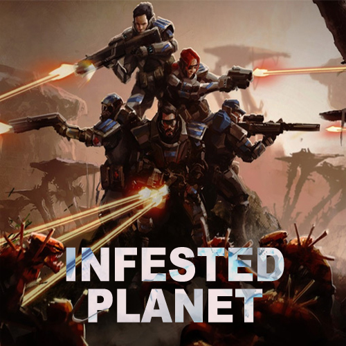 Acheter Infested Planet Cle Cd Comparateur Prix