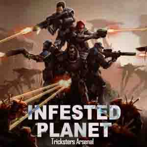 Infested Planet Tricksters Arsenal