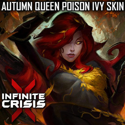 Acheter Infinite Crisis Autumn Queen Poison Ivy Skin Clé Cd Comparateur Prix