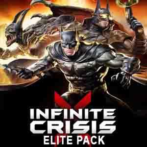 Acheter Infinite Crisis Elite Pack Clé Cd Comparateur Prix