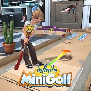 Acheter Infinite Minigolf Clé Cd Comparateur Prix